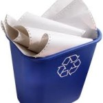 Non-Sensitive Office Paper Recycling