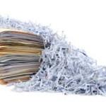 Office Paper Destruction